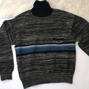 Sonia Rykiel vintage turtle neck knit sweater